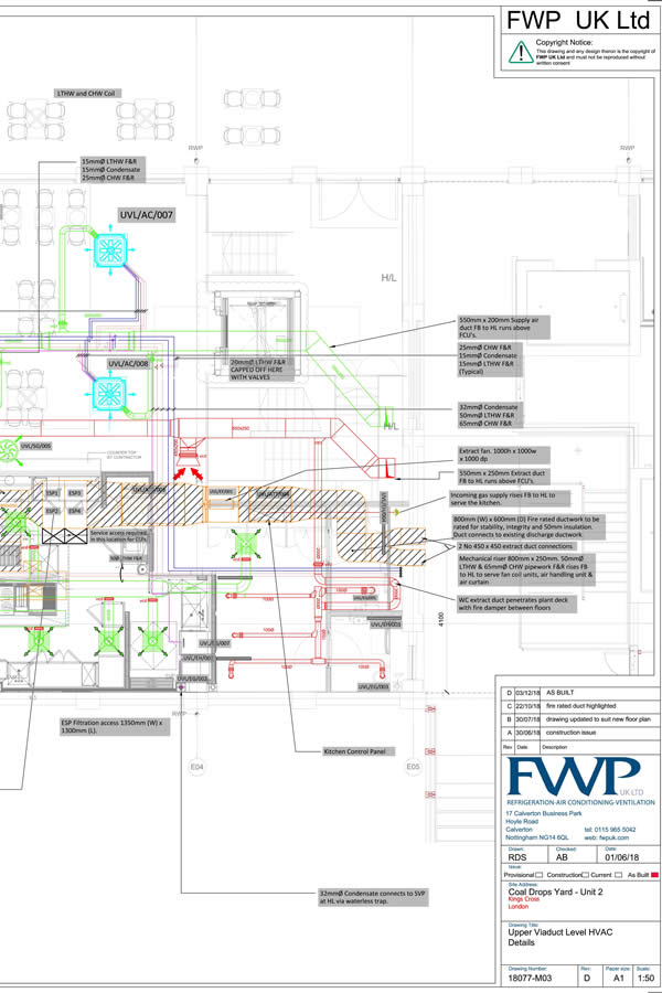 FWP Cad Drawing