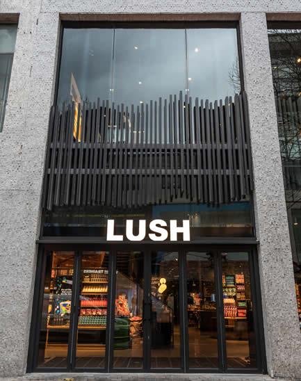 Lush Birmingham