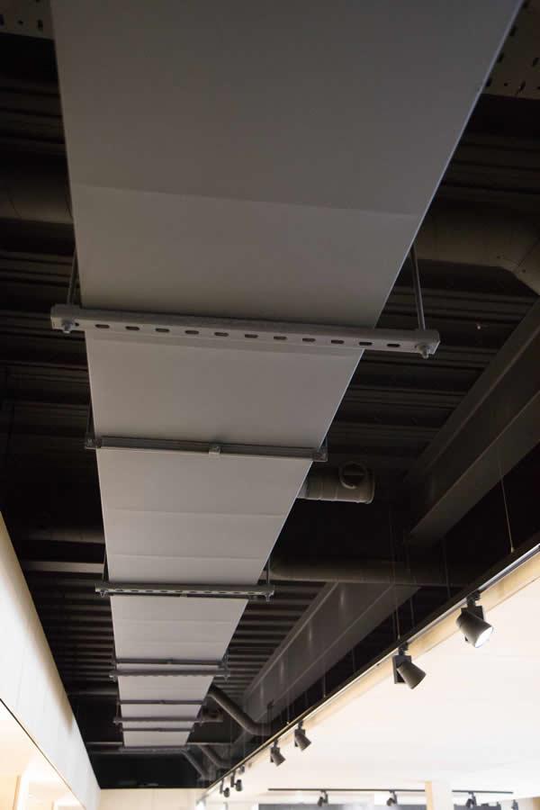 General Building Ventilation Boardman Performance Centre